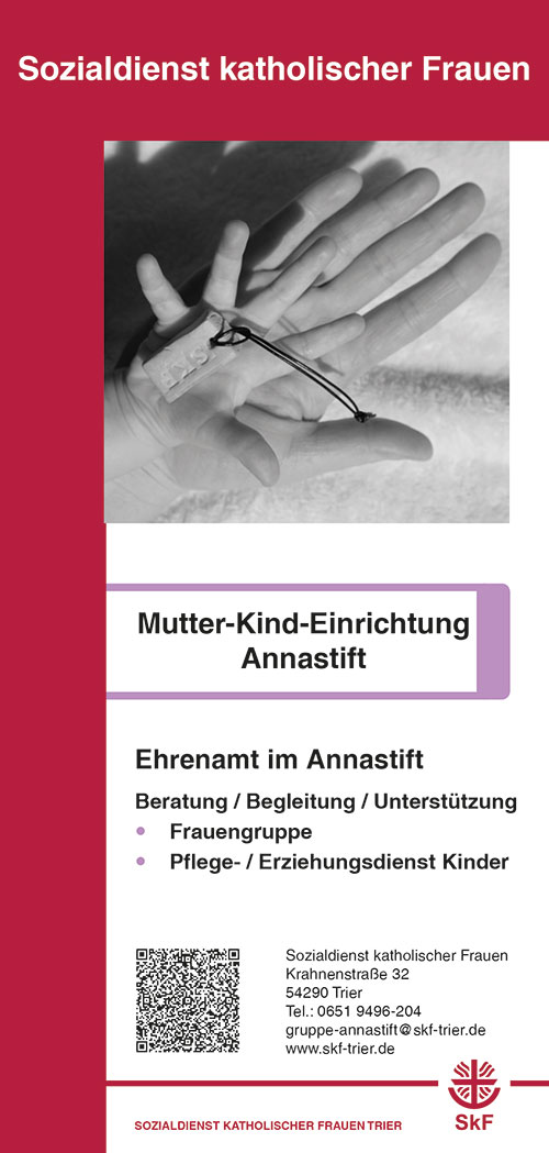 Ehrenamtsflyer Annastift a 500